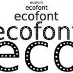 ecofont4